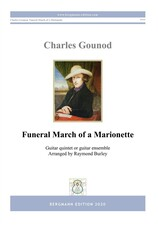 cover of Gounod: Funeral March of a Marionette
