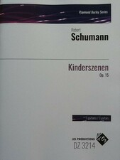 cover of Schumann - Kinderscenen op.14