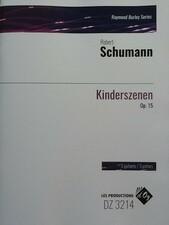 cover of Schumann - Kinderscenen op.14