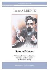cover of Albéniz: Sous le Palmier op.232, no.3