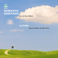 cover of 'Romantic Serenade' with John Feeley