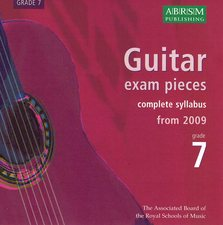 cover of ABRSM 2009 Syllabus CD Grade 7