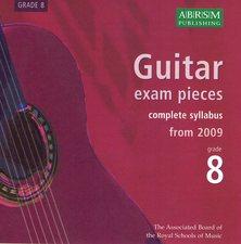 cover of ABRSM 2009 Syllabus CD Grade 8