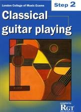 cover of Classical Guitar Playing Step 2