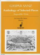 cover of Sanz: Anthology of Selected pieces