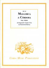 cover of Albéniz: Mallorca and Córdoba