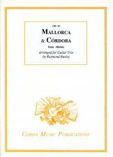 cover of Albéniz: Mallorca and Córdoba