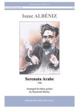 cover of Albéniz: Serenata Arabe T60