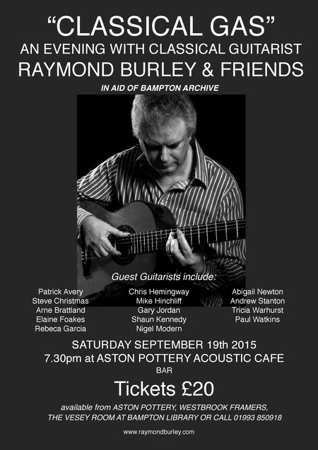 Aston Pottery Charity Concert