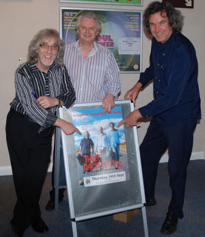 Three Parts Guitar Tewkesbury 24th Sept 2009