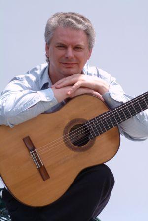Santos Martinez nbsp039Raymond Burley039 signature guitar