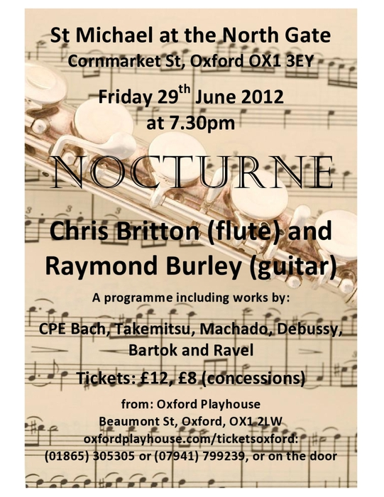 Nocturne 29th June