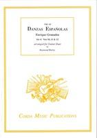 Granados Danzas Espantildeolas set 4